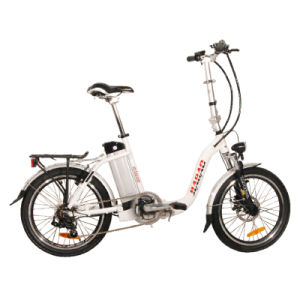 Comely 36V/10AH Lithium Battery Folding Electric Bike (JB-TDN07Z) pictures & photos