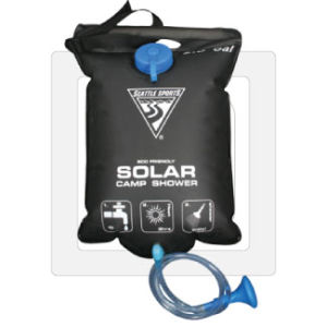 Very Cheap Solar Camping Shower 20L Outdoor Camp Shower pictures & photos