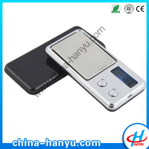 100g 0.01g China Portable Digital Pocket Scale (HY-908)