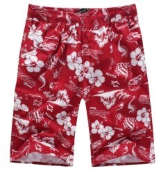 Men Sexy Beach Fashion Cycling Full Printed Shorts pictures & photos