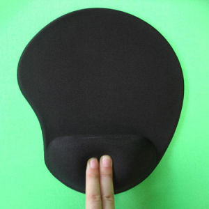3D Ergonomic Gel Mouse Pads with Custom Logo Printing pictures & photos