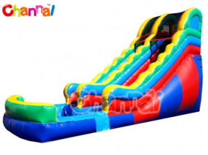 18ft Ocean Water Slide Inflatable Slide with Pool Bb283 pictures & photos