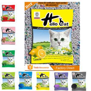 2016 Hot Sale Lemon Cat Litter Cleaner