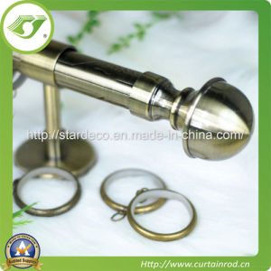 2012 Modern Style of Metal Curtain Hardware-Curtain Rod in Africa