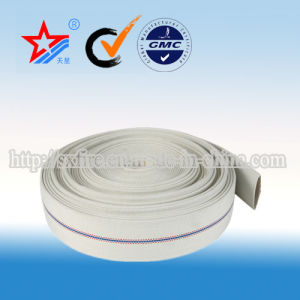 2 Inch PVC Discharge Hose Canvas Fire Hose pictures & photos