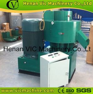 Biomass Vertical Ring Die Wood Pellet Machine pictures & photos