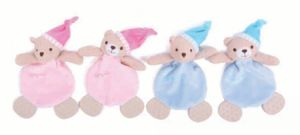 Factory Supply of Baby Plush Teether pictures & photos