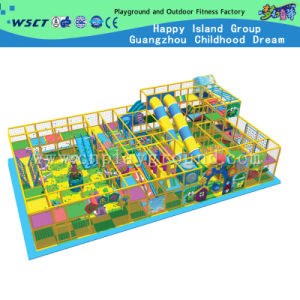 Large Indoor Naughty Castle Playground on Stock (MT-7201) pictures & photos