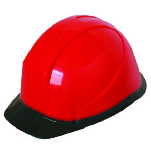 H Guard Safety Helmet with Colored Visor Ntb-2 pictures & photos