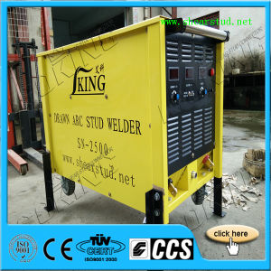 Isoking Arc Shear Stud Welding Machine Sn-2500 pictures & photos
