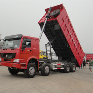 Sinotruck HOWO A7 8X4 6X4 4X2 Tripper Truck pictures & photos
