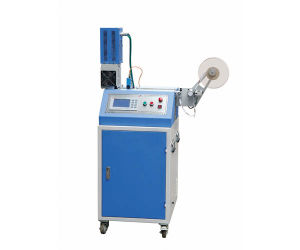 MHQ-70G Micro-Computer High-Speed Ultrasonic Label Cutting Machine