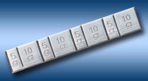 Lead Stick-on/ Adhesive Wheel Weight (PB-3001)
