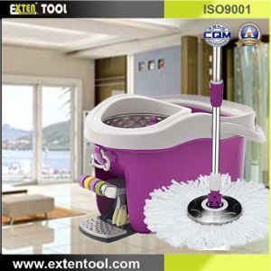 Microfiber Spin Floor Mop Machine