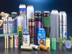 50*160 Spray Can for Cosmetic