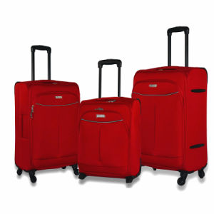 2017 600d Polyester Luggage Set pictures & photos