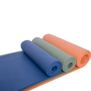 Hotsell NBR Fitness High Density Exercise Yoga Pilates Mat pictures & photos