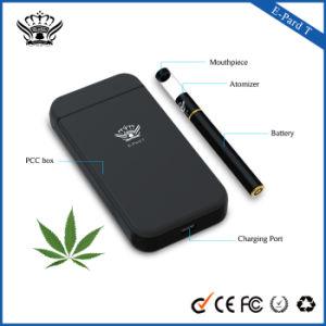 E Pard PCC E-Cigarette 900mAh Box Mod Hemp Oil Cartridge pictures & photos