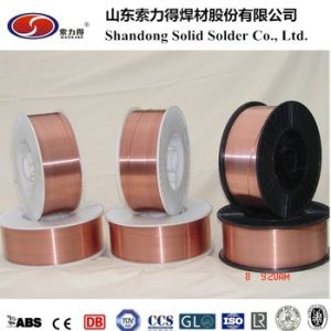 Ce TUV Approved D300 15kg Mild Steel Welding Wire/MIG Welding Wire Er70s-6 pictures & photos