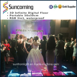 Party Disco Wedding Adore Stage Lighting LED Floor Dance pictures & photos