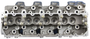 Cylinder Head for Toyota 1KZ-TE (908 782) pictures & photos