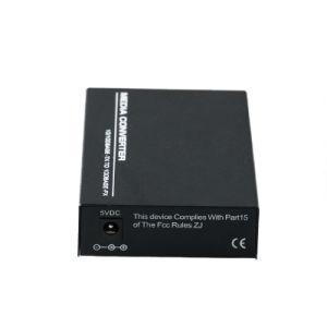 10/100m Optical Fiber Media Converter Single Fiber Bi-Directional Sc 20km (MC1001SC) pictures & photos