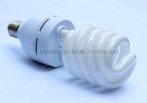 25W Half Spiral Energy Saving Lamp E27/B22 pictures & photos
