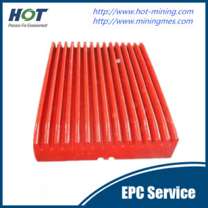 High Manganese Steel Casting Jaw Crusher Liner Plate Crusher Part pictures & photos