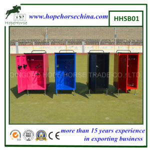 Racecourse Portable Horse Saddle Box pictures & photos