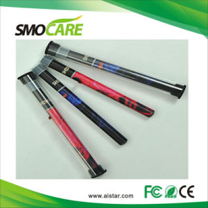 500puffs Green E Shisha E-Cigarette with Stainless Steel Tube