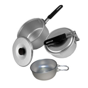 Outdoor Cooker Set Camping Cookware Set pictures & photos
