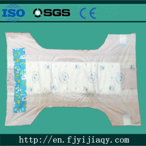 Grade a Customized Disposable Sleepy Baby Diapers with Us Fluff Pulp pictures & photos