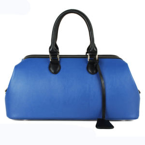 Best Selling Big Human Leather Tote Bags for Promotion (XD140081)