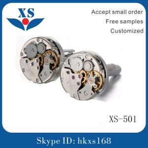 High Quality Stainless Steel Cufflink for Men pictures & photos