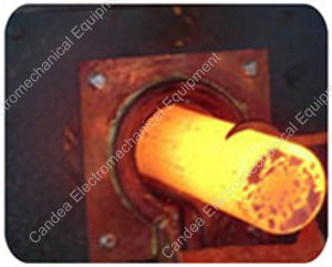 Industrial Electric Induction Heating Forging Furnace for Metal Foundry Mf-50kg pictures & photos