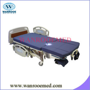 Intelligent Manual Delivery Bed Obstetric Delivery Bed pictures & photos