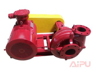 Oilfield Solids Control Shear Pump with High Efficiency