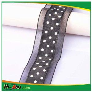 Custom Organza Ribbon pictures & photos