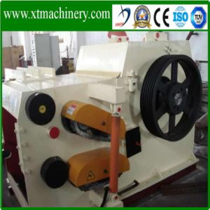 Ce Certificate Drum Wood Chipper for Recycling Wood Plant pictures & photos