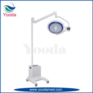 Imported Spring Arm Two Head Ceiling Type Operating Theatre Light pictures & photos