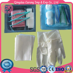 Disposable Wound Dressing Kit Sterile Dressing Kit pictures & photos