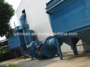 Wood Industrial Cyclone Dust Cleaner Dust Collecting Machinery