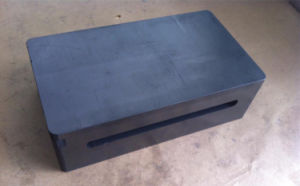 High Pure High Density Graphite Mold for Continuous Casting Brass