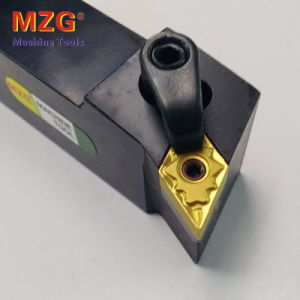 External CNC Groove Bore Cutting Cut-off Lathe Turning Machine Tool pictures & photos