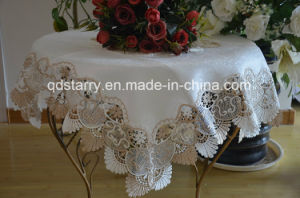 Lace Border Table Clothes pictures & photos