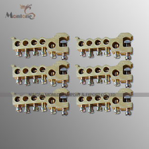 Special Shaped Brass Terminal Connector with Screw (MLIE-BTL020) pictures & photos