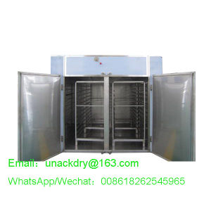 China Stainless Steel Tray Dryer for Herbal pictures & photos