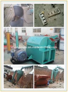 Big Feed Port Straw and Wood Crushing Machine