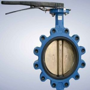 Pneumatic Actuator Flange Butterfly Solenoid Valve (Precision Casting) pictures & photos