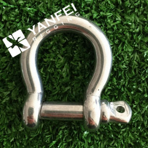 Stainless Steel European Type Bow Shackle pictures & photos